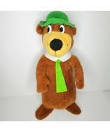 Vtg Yogi Bear Stuffed Animal Hanna-Barbera 1980 Mighty Star Plush Toy 22... - $44.99