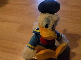 "Walt Disney World Exclusive 18"" Donald Duck Plush Stuffed Animal Toy EUC  - $22.00"