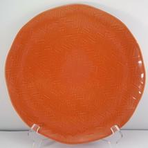 """Lenox Desert Flora Terracotta Dinner Plate 11.25"""" Orange Southwestern - $23.76"""