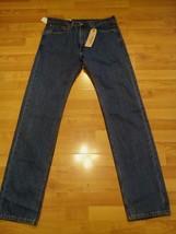 New Levi's 505 Men's Jeans Pants Cotton Blue - $29.00
