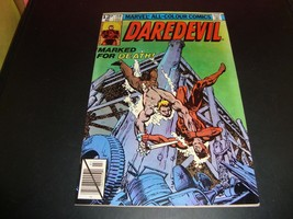 Daredevil 159 Marvel Comic Book 2nd Frank Miller VF Condition 7.5 - 8.0 - $26.99