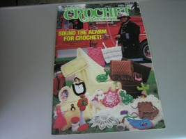 Annie's Crochet Newsletter Booklet #16 - July/August 1985 - $7.91