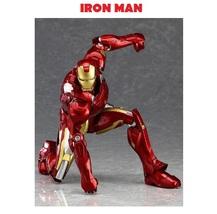 The Avenger Ironman MARK VII 15cm Marvel Iron Man Action Figure Model Toys - $42.99