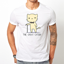 The Great Catsby T-shirt--All Sizes-- - $15.00