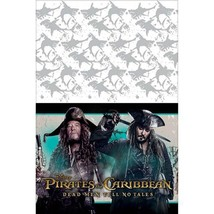 Pirates of the Caribbean Dead Men Tell No Tales Table Cover 1 Ct Party S... - $6.91