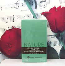 Yves Rocher Nature Cedar Wood And Lime EDT Spray 2.5 FL. OZ. - $119.99