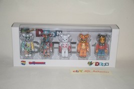 100% Artist Series 5-PACK Be@Rbrick Medicom Toy D-CON 2019 Exclusive - $189.97