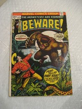 BEWARE, the monsters are coming #1 marvel comic, fine to very fine cond ... - $19.99