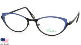 NEW GLACEE MOD 6773 C1 BLACK /VIOLET EYEGLASSES GLASSES FRAME 49-18-140 ... - $41.65
