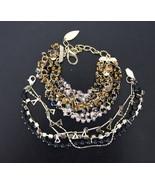 Coldwater Creek Kensie Beaded Bracelets Multi Color Multi Strand 2 items - $15.84