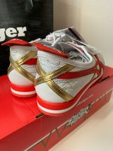 ASICS Onitsuka Tiger Street Fighter Chun Li Shoes Sneakers Red NIB Size 7  image 4