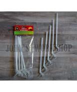Five Expanding Insulation Sealant Straws - Great Stuff Foam Dispenser No... - $4.19