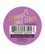 Ebin New York 24 Hour Edge Tamer Hair Styling Gel Extreme Firm Hold 0.5o... - $6.88
