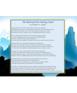 The Bankrupt But Healing Heart - Printable Poetry Instant Download - $1.98