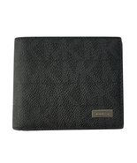 Michael Kors Jet Set Black Men's Billfold with Passcase Wallet - $128.00... - $84.95