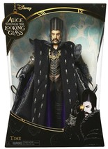 Disney Alice in Wonderland TIME Doll Sacha Baron Cohen Deluxe Collector ... - $12.77