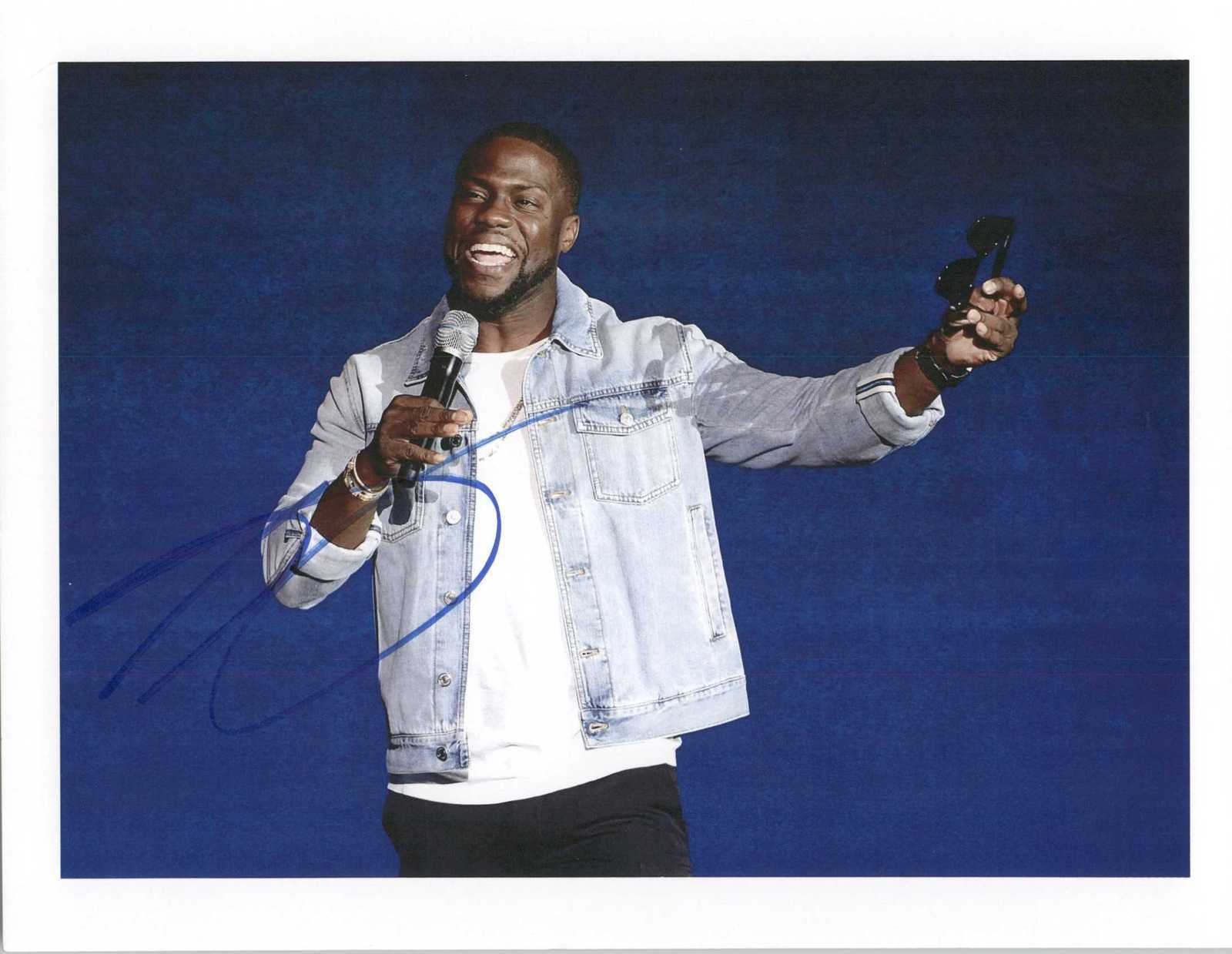 Primary image for Kevin Hart Signed Autographed Glossy 8x10 Photo