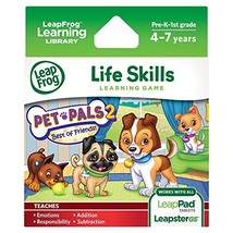 LeapFrog Pet Pals 2 Learning Game works with LeapPad Tablets, LeapsterGS... - $50.83