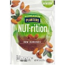 Planters Nut-Rition Raw Almonds - $10.84
