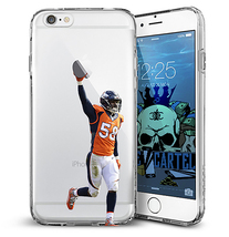 Von Miller iPhone 5,5s,5se Phone Case Sack Celebration - $12.99