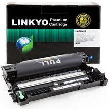 LINKYO Replacement Drum Unit for Brother DR420 - BLACK - $39.99