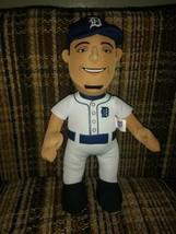 "Bleacher Creatures Miguel Cabrera Detroit Tigers Plush MLB 10"" Baseball ... - $15.83"