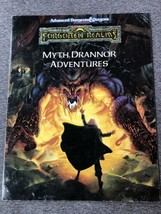 The Ruins of Myth Drannor AD&D Forgotten Realms Myth Drannor Adventures Sleeve - $8.90