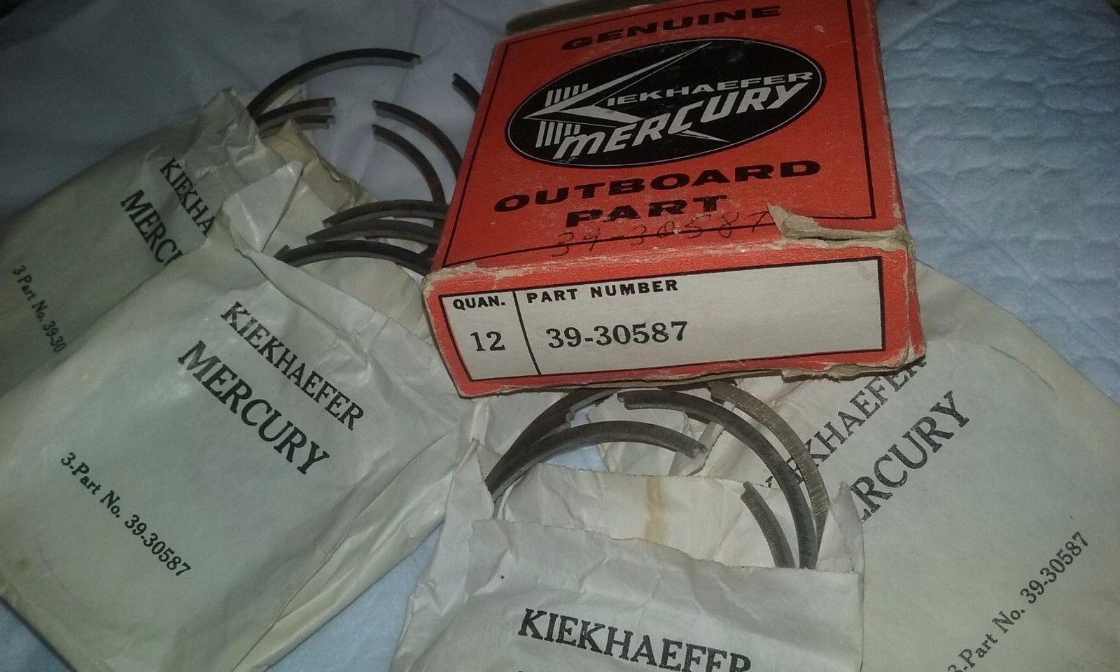 New Mercury Mercruiser Quicksilver Oem Part # 25-11379 O Ring