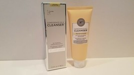 It Cosmetics~Confidence In a Cleanser ~ Skin Transforming Serum Cleanser-NIB - $30.23