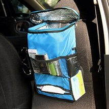 PANDA SUPERSTORE Car Seat Back Organizer Suspension Type Heat-Protecting Storage