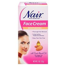 Moisturizing Face Cream For Upper Lip Chin And Fac Nair 2 oz, Pack of 3 image 1