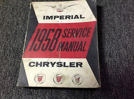 1958 Chrysler Imperial Service Shop Repair Manual Oem Factory X Dealership - $108.00