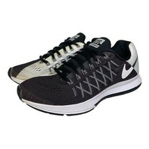 Nike Womens Air Zoom Pegasus 32 Running Shoes Black 789492-010 Lace Up 6.5 M - $39.59