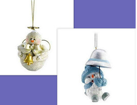 Perfect Ornaments For Your Holiday Tree, Celebrate w/ the SnowBerries (S... - $19.79
