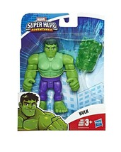 NEW SEALED Hasbro Marvel Superhero Adventures Incredible Hulk Action Figure - $13.99