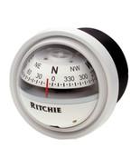 Ritchie V-57W.2 Explorer Compass - Dash Mount - White - $100.60