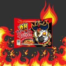 Samyang Buldak 2X Spicy Hot Chicken Flavor Ramen 140g Challenge - made in Korea image 2