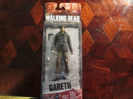 the walking dead figure  Gareth  series 7  new in package  FREE SHIPPING - $24.99