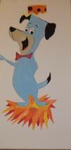 Huckleberry Hound Painting #111 - $7.50
