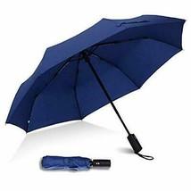Haomax Compact Folding Umbrella, Windproof Travel, Auto Open and Close Light Wei - $27.43