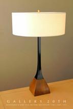 WOW! RARE! MID CENTURY DANISH MODERN PAUL MCCOBB LAMP! 1951 VTG ROSEWOOD... - $3,500.00