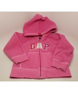 Baby Gap Sweatshirt Pink PINK Toddler 2 Years LN Clean - $16.84