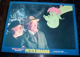 Disney Pete's Dragon Mickey Rooney and Red Buttons 1997 WDP Lobby Card - $23.99