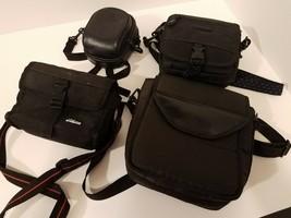 Lot Of 4 Camera Bags 2 Samsonite And 2 Nikon - $11.87