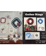 Gather Rings Craft Booklet Easy As 1 2 3 Make A Gather Ring For Holidays... - $4.90