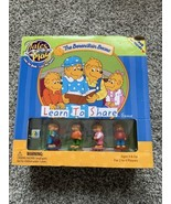 The Berenstain Bears Learn to Share Board Game 2011 Patch Product 100% C... - £18.18 GBP