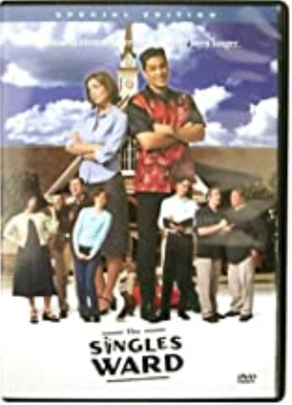 The Singles Ward Dvd