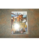 Cabela's Big Game Hunter (Nintendo Wii, 2007) - $14.99