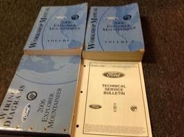 2006 Ford Esploratore Mercury Alpinista SUV Servizio Negozio Repair Manu... - $98.95