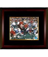 Earl Campbell signed Texas Longhorns 16x20 Photo Custom Framed (Heisman)... - $148.95